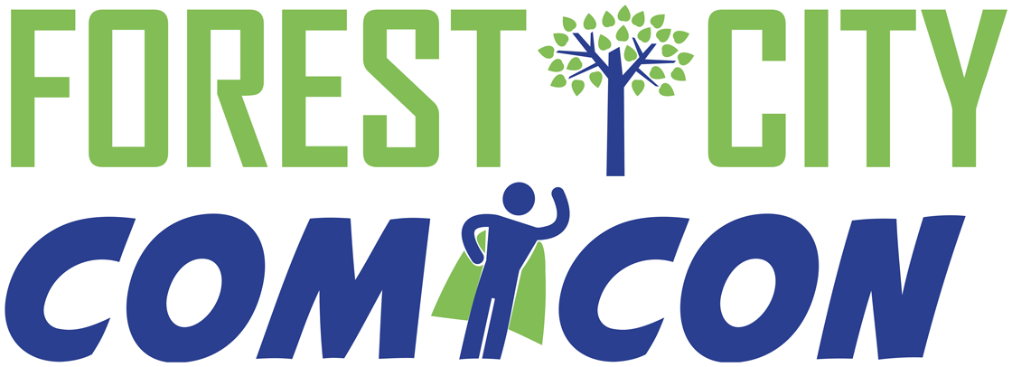 Forest City Comicon Logo